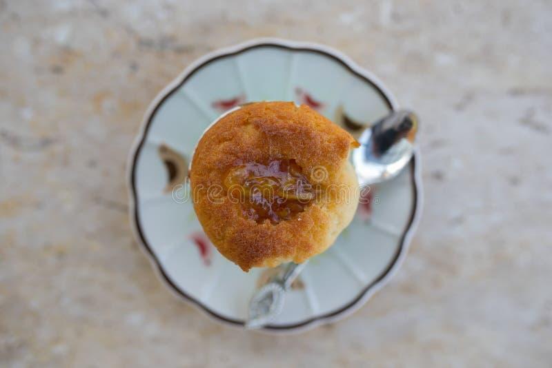 Szlifierski wyśmienicie tort zdjęcie royalty free