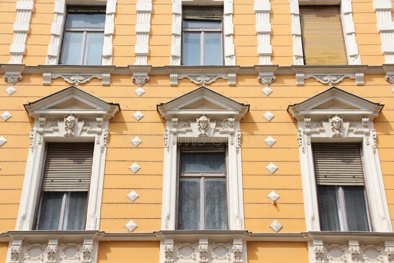 Szombathely,匈牙利 库存图片