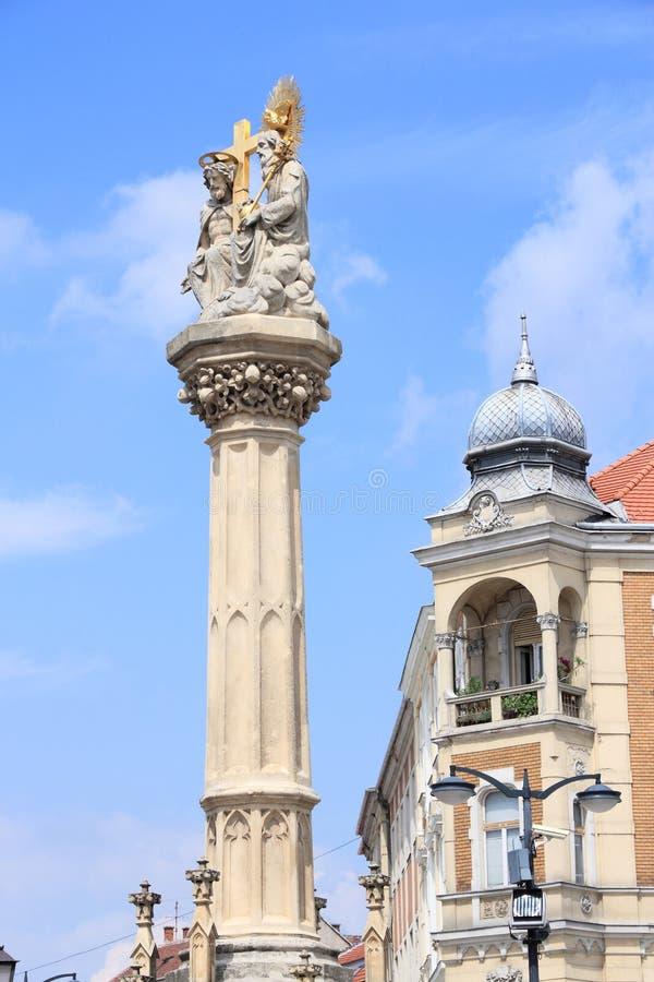 Szombathely,匈牙利 图库摄影