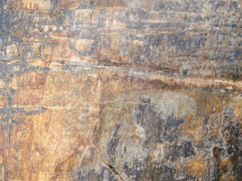 Szorstka kamień skały tła tekstura obrazy stock