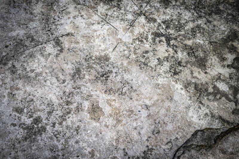 Szorstka Kamienna ściana z pustą przestrzenią zdjęcia royalty free