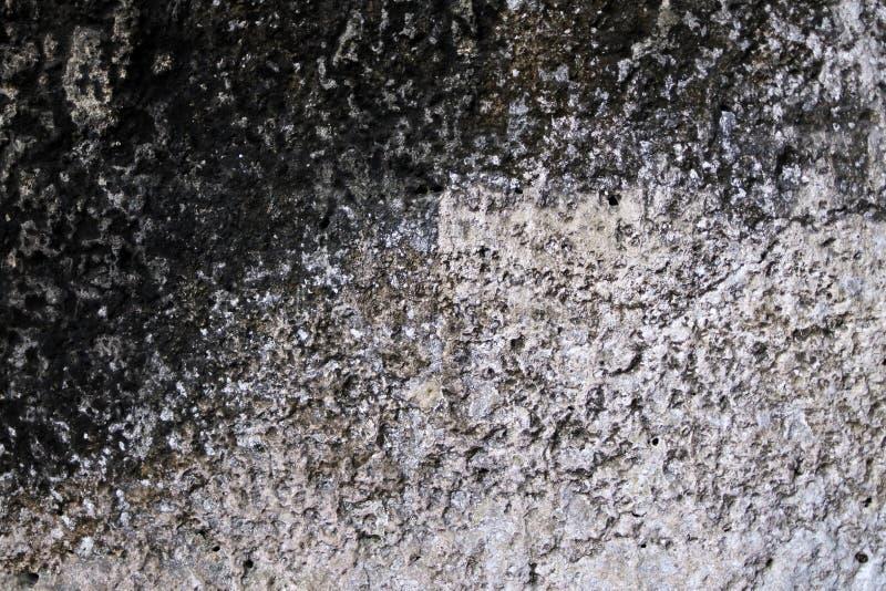 Szorstka powierzchnia kamie? formacj czerwieni ska?y biel obrazy stock