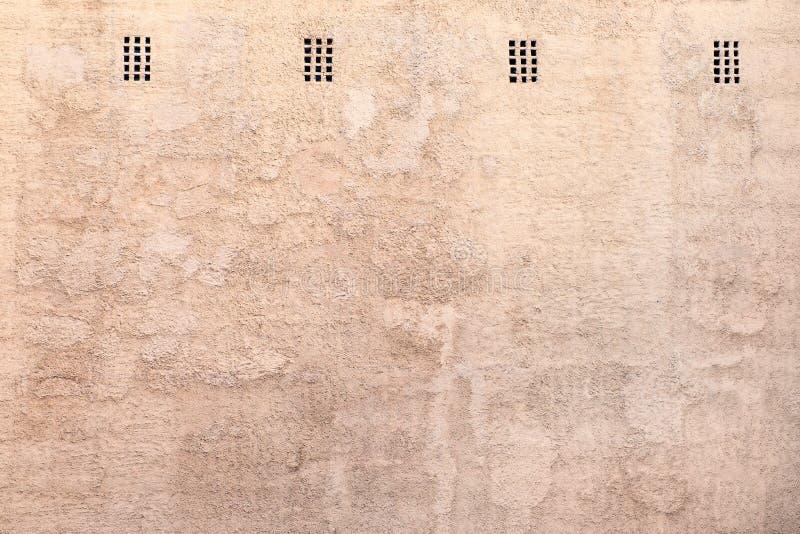 Szorstka pusta ściana zdjęcie stock