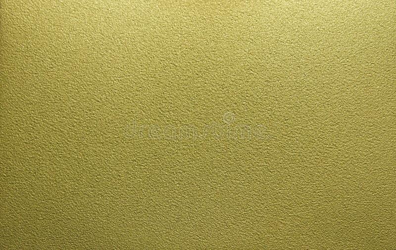 Szorstka złocista metal tekstura obrazy royalty free