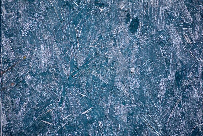 Szorstki błękitny tekstury tło obraz royalty free