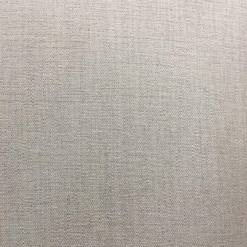 Szorstkiego hessian lub bawełnianej tkaniny tekstura obrazy royalty free