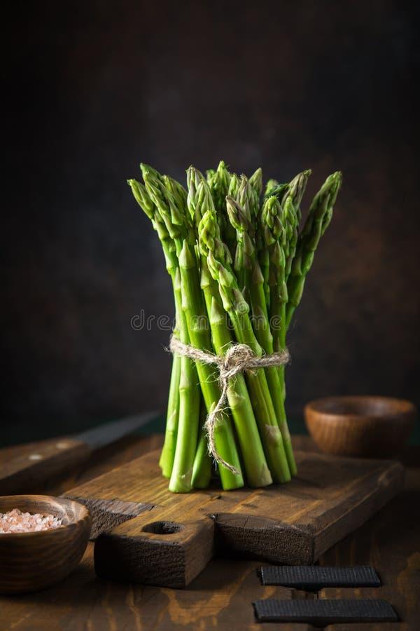 szparagowa świeża zieleń fotografia royalty free