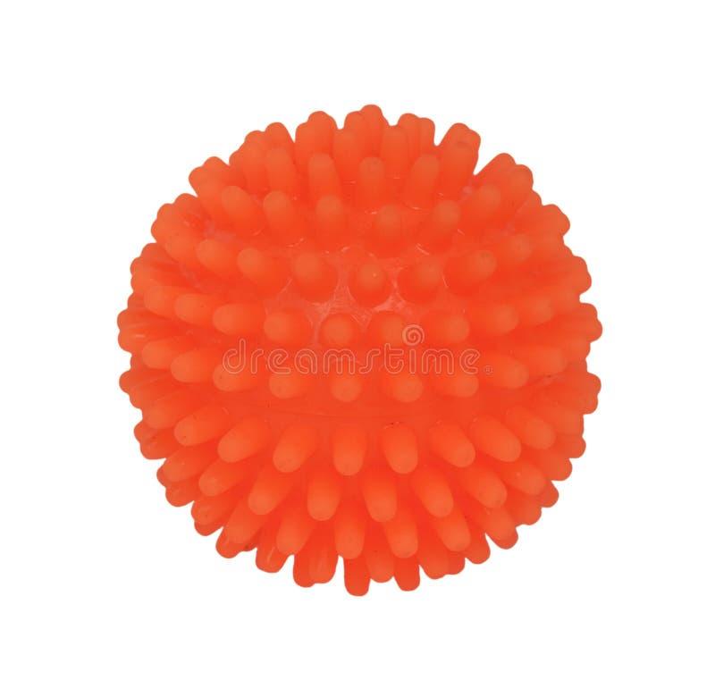szpilki balowa pomarańczowa zabawka obraz royalty free