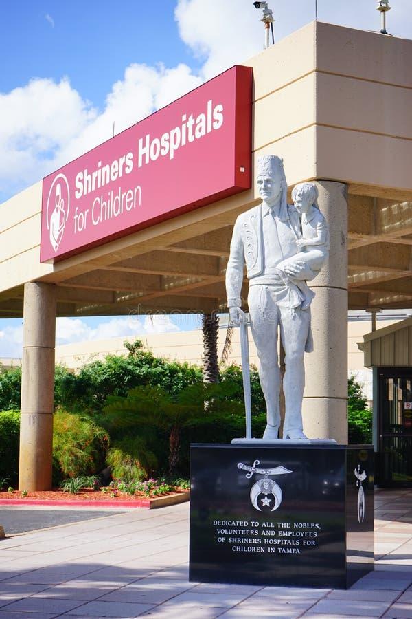 Szpital dziecięcy zdjęcia royalty free