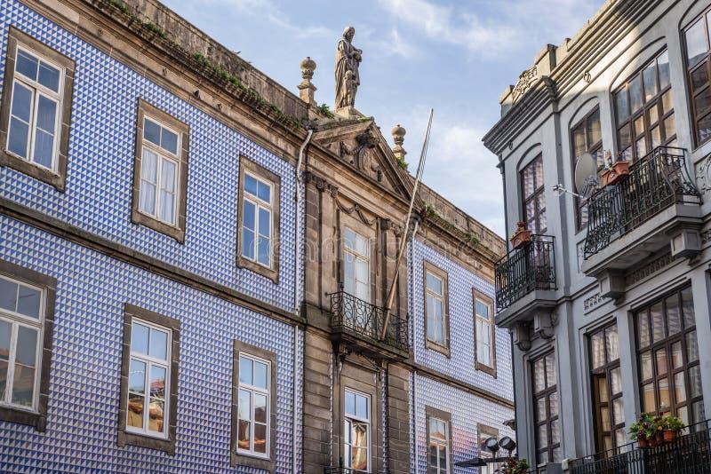 Szpital w Porto zdjęcia royalty free