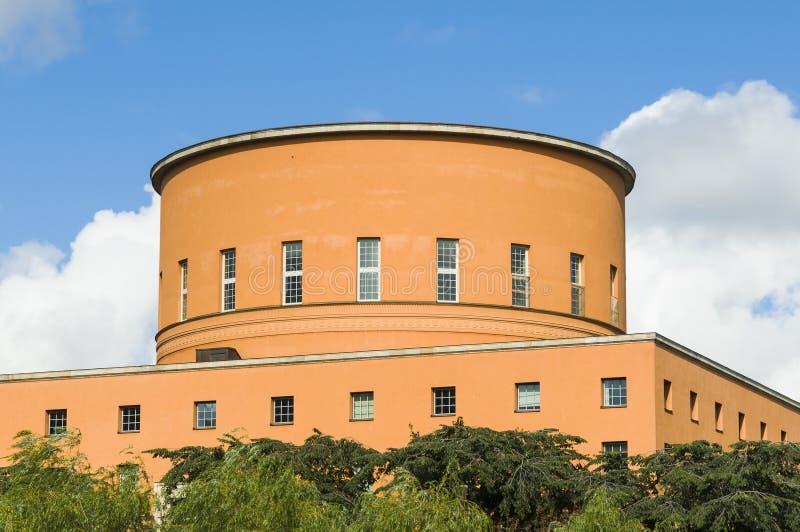 Sztokholm biblioteka publiczna zdjęcie royalty free