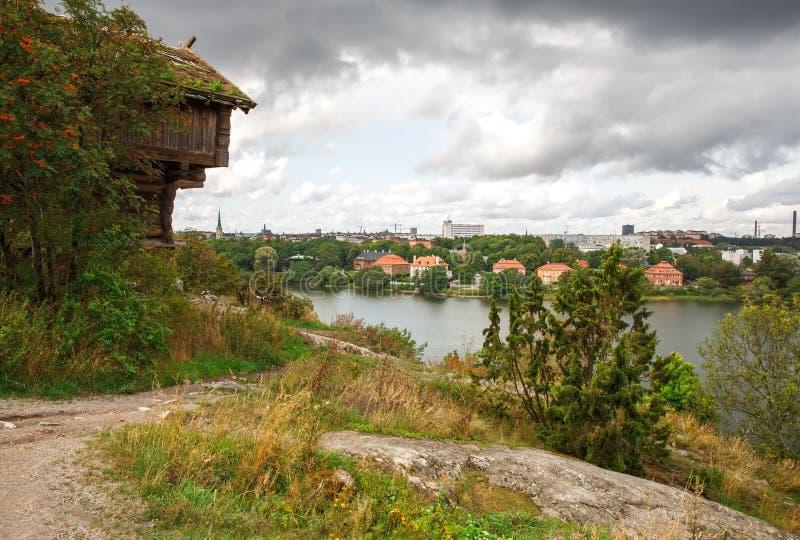 Sztokholm miasto obrazy stock
