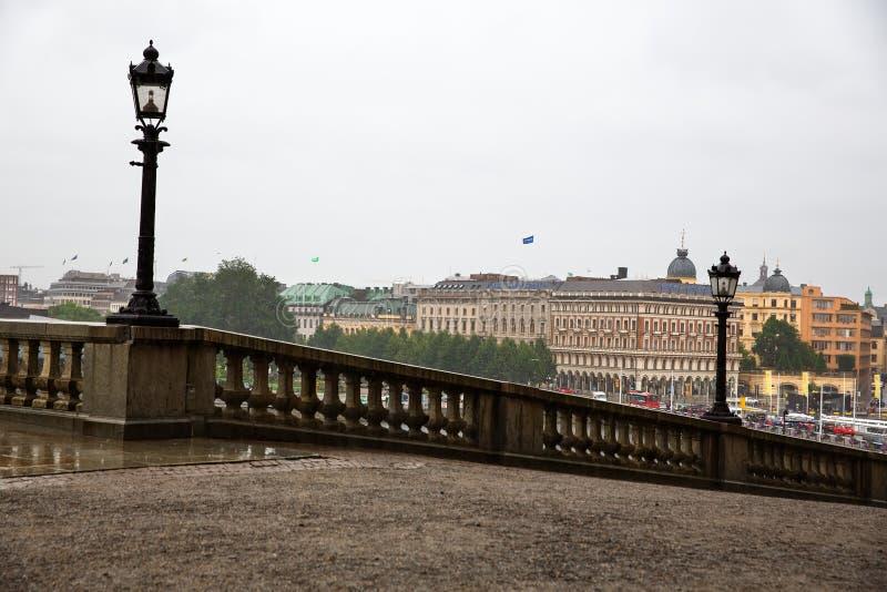 Sztokholm miasto obraz royalty free
