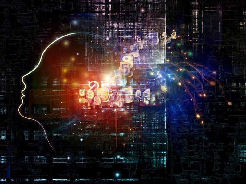 sztuczna inteligencja ilustracji