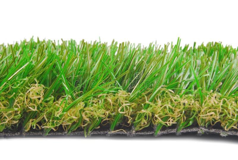 Sztuczne astro murawy trawy próbki obrazy royalty free