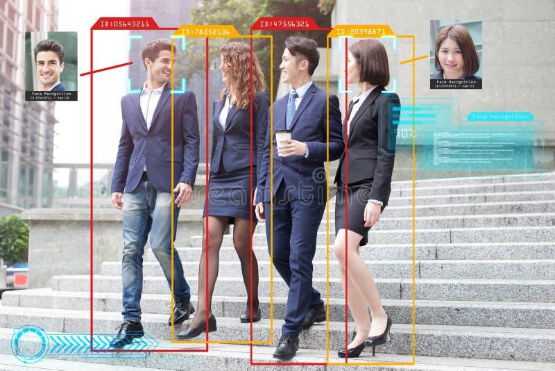 Sztucznej inteligenci system fotografia royalty free