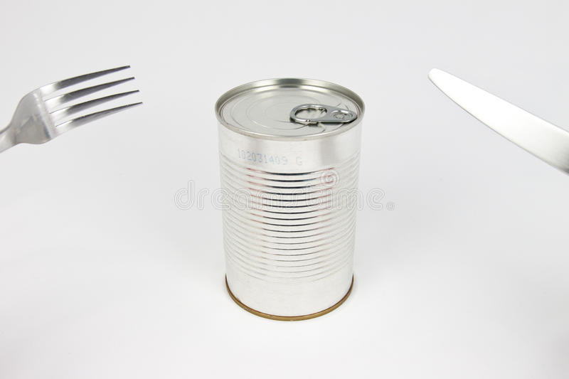 sztuczny lunch zdjęcia royalty free