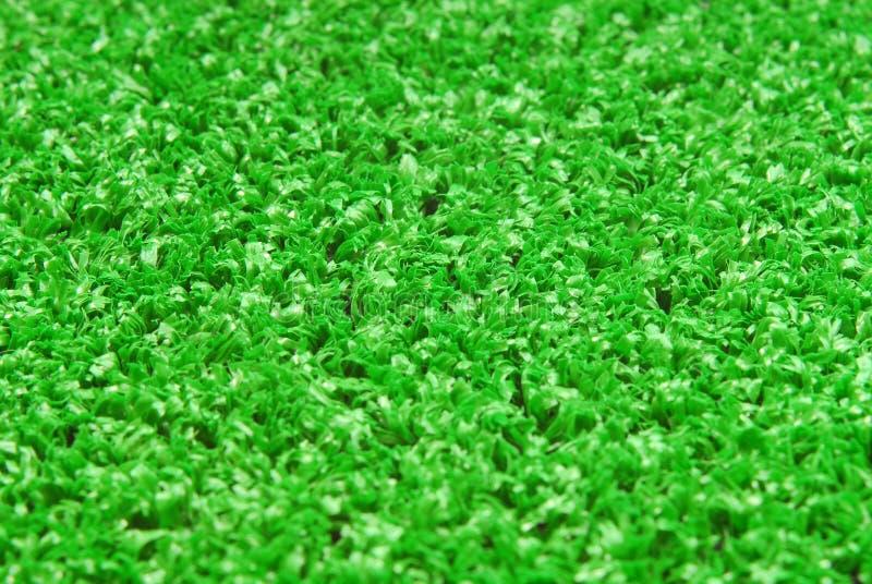 Sztuczny trawy astroturf obraz stock