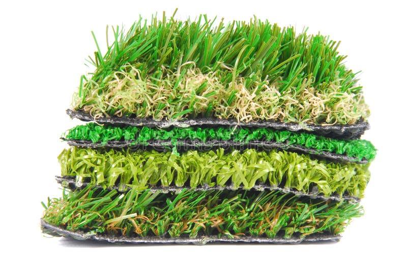 Sztuczny trawy astroturf obraz royalty free
