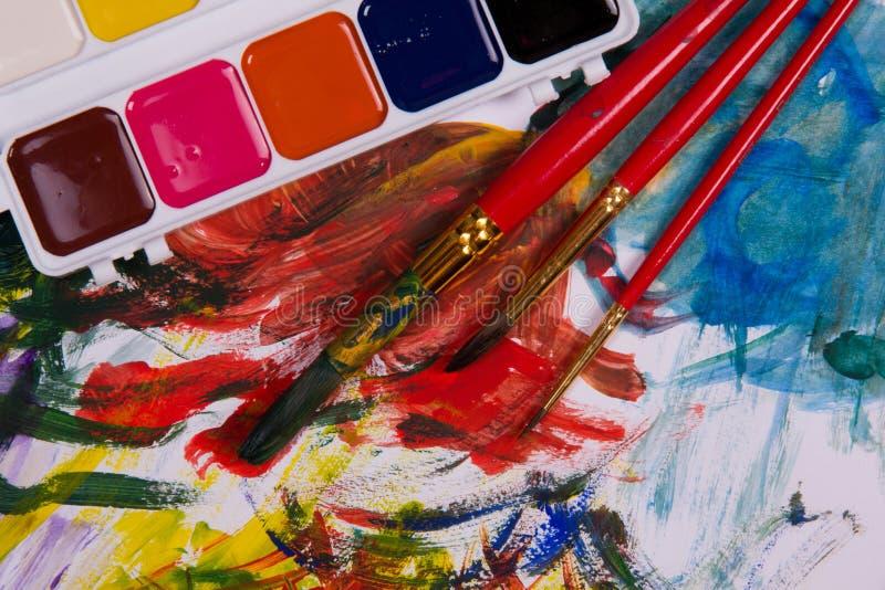 Sztuk dostawy zdjęcie royalty free