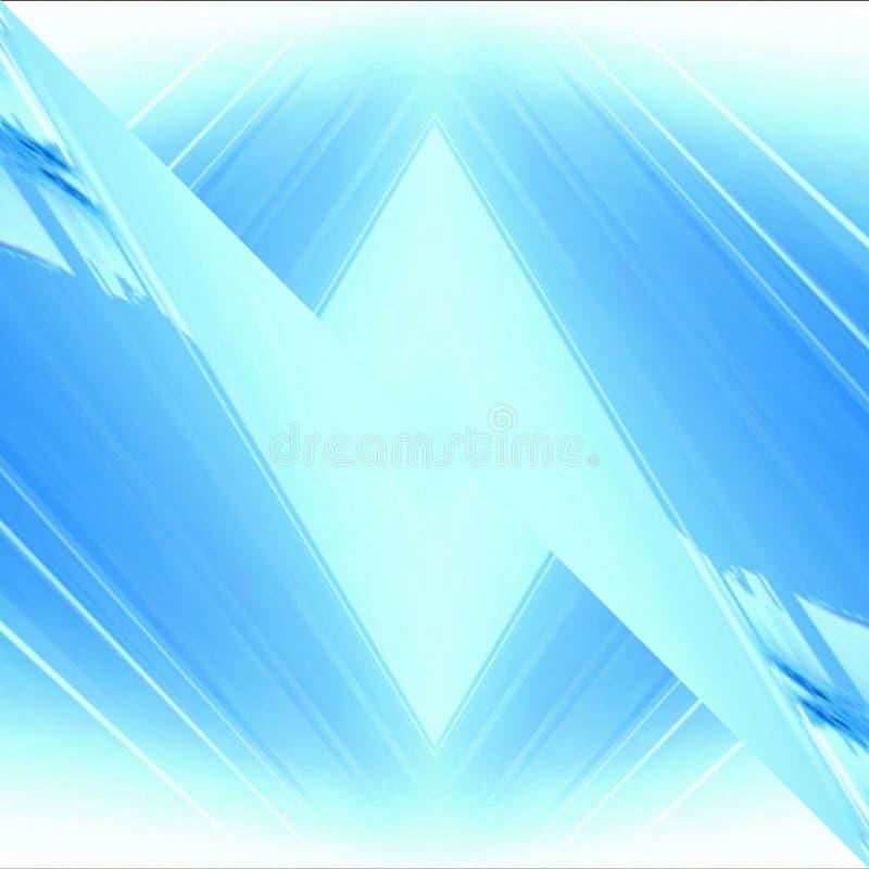 Sztuk tło abstrakcjonistyczne linie błękitne zdjęcie stock