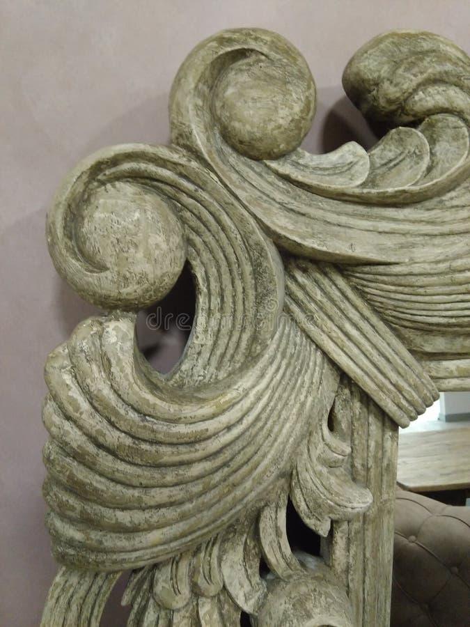 sztuka, drewno, scuplture zdjęcie royalty free