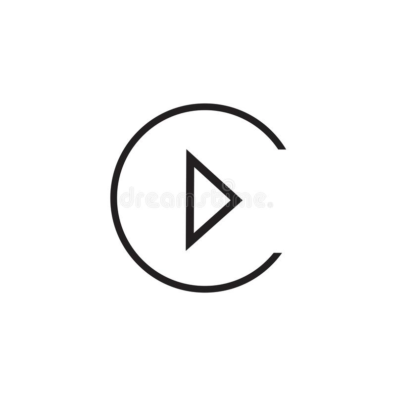 Sztuka guzika ikony wektoru znak i symbol odizolowywający na białym tle, sztuka guzika logo pojęcie ilustracji