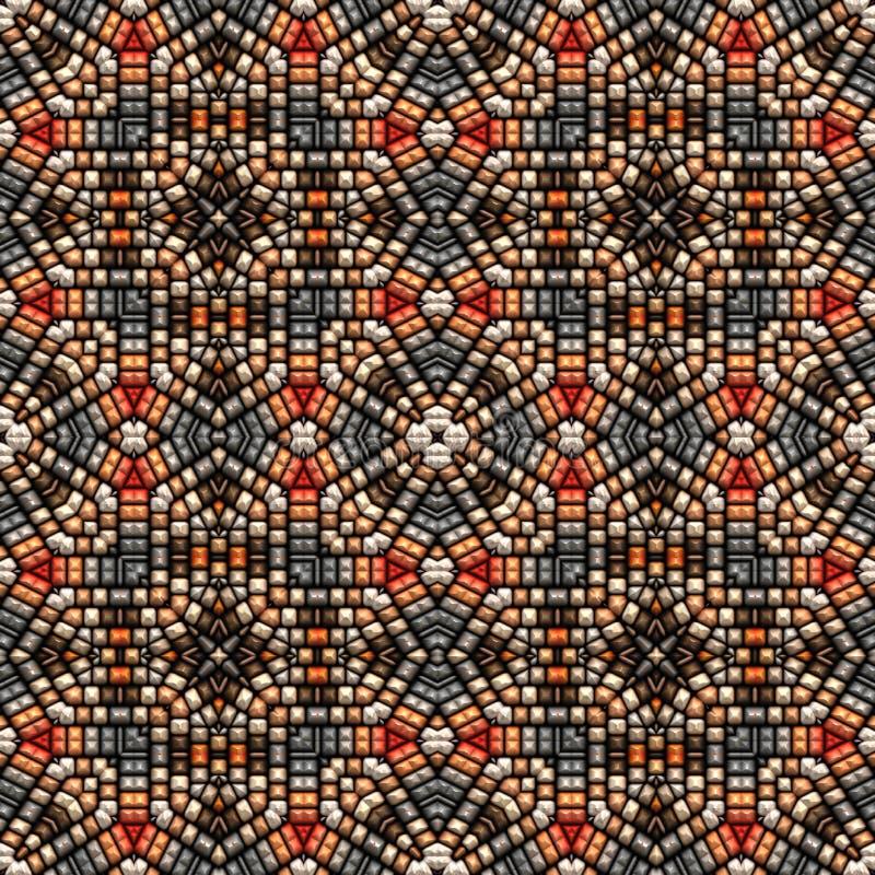 sztuka koralik niespójne ilustracji