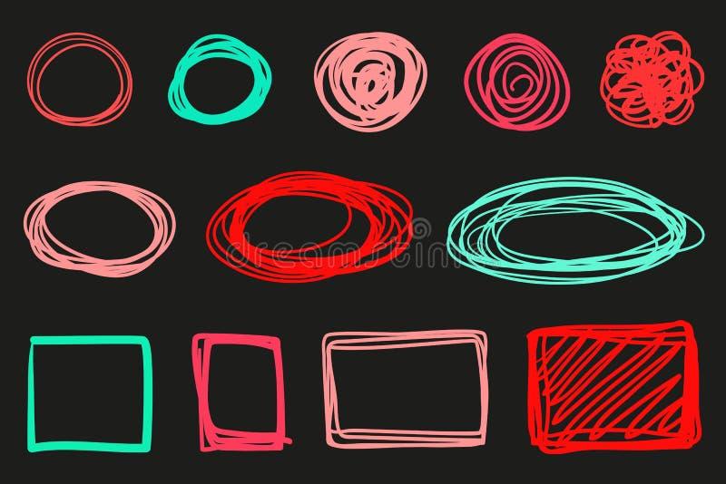 Sztuka kreatywnie ilustracja ilustracja wektor