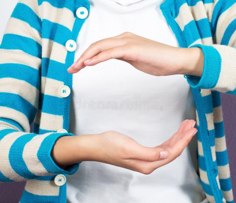 Download Sztuka samoobrony gesty zdjęcie stock. Obraz złożonej z opieka - 29023588