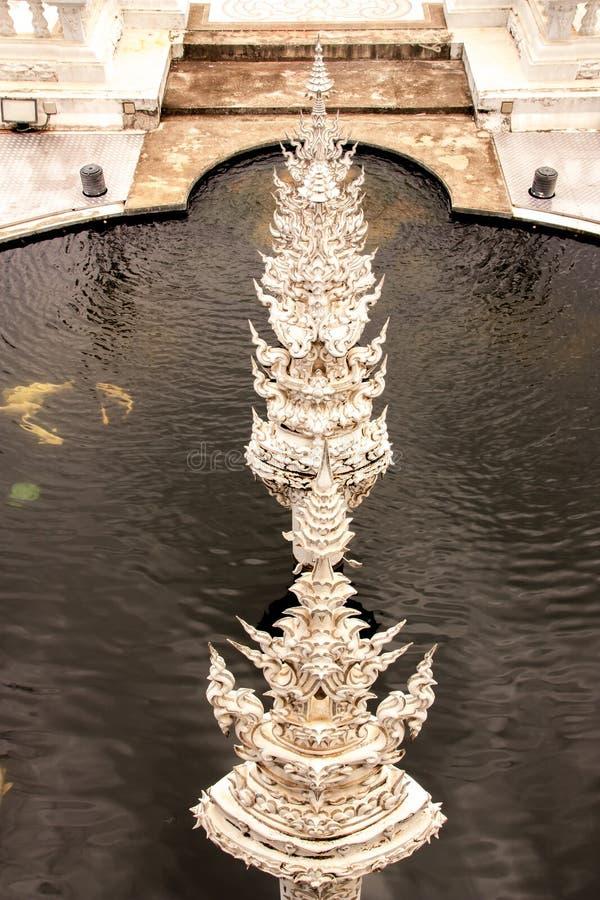 Sztuka Tajlandzki wzór zdjęcie stock