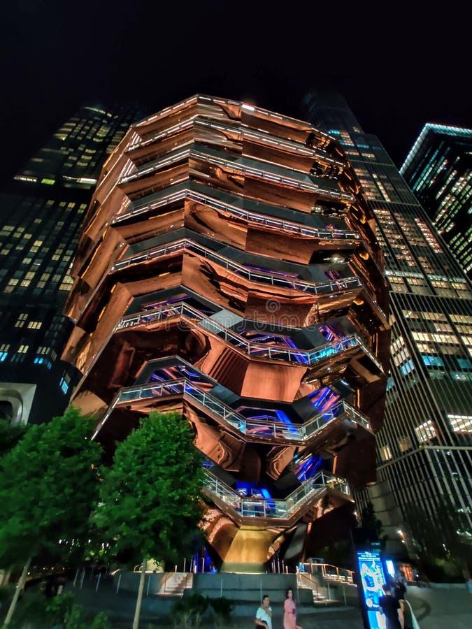 Sztuka w Miasto Nowy Jork zdjęcia royalty free