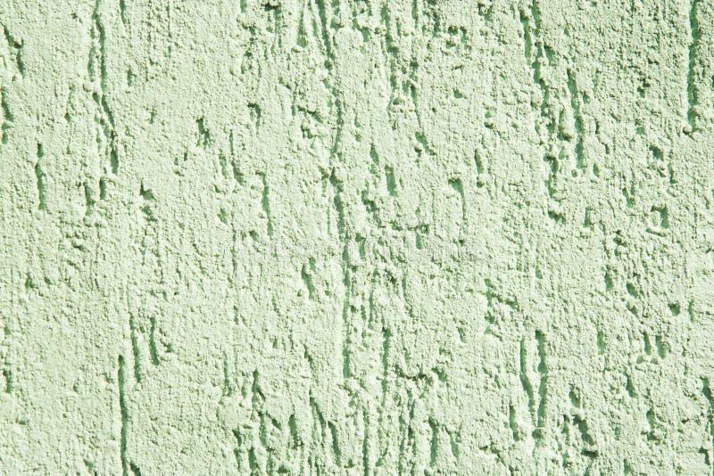 Sztukateryjna tekstura, szorstki obdarty tynku tło, drapający pęknięcie obrazy royalty free