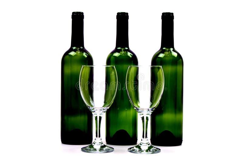 sztuki świetny wino fotografia royalty free