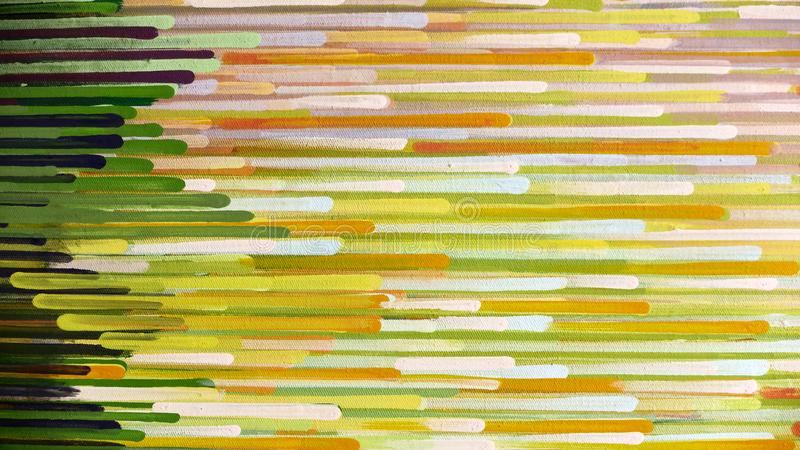 sztuki abstrakcjonistycznej tło Pigmentów akrylowi kolory na palecie zdjęcia royalty free