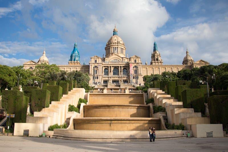 sztuki Catalonia muzeum obywatel zdjęcia royalty free