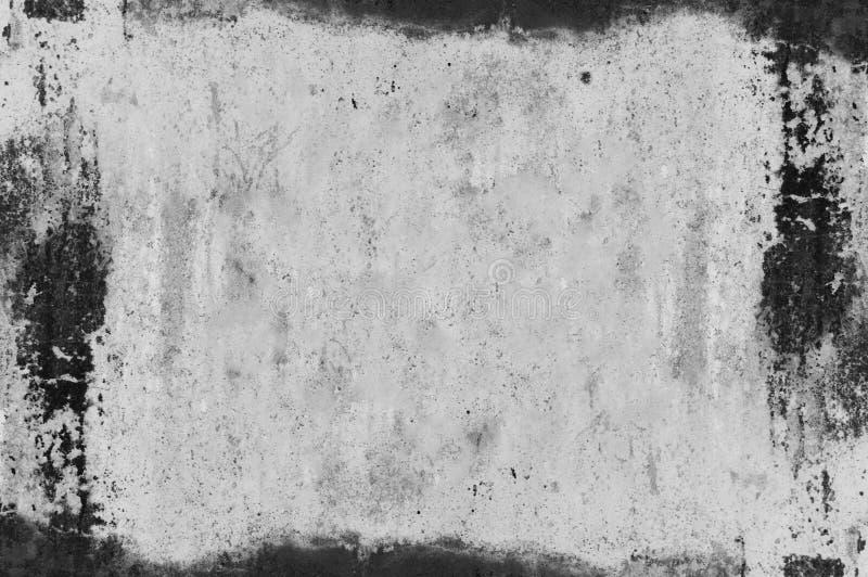 Sztuki grunge abstrakta wzoru czerń obszarpujący tło ilustracja wektor