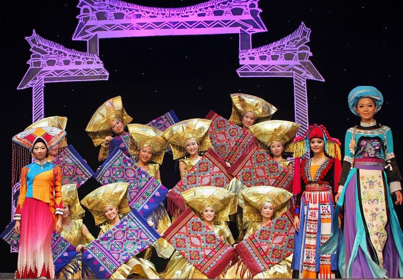 sztuki kulturalnego ludowego dziedzictwa niedotykalny przedstawienie obrazy stock