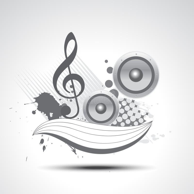 sztuki muzyka ilustracja wektor