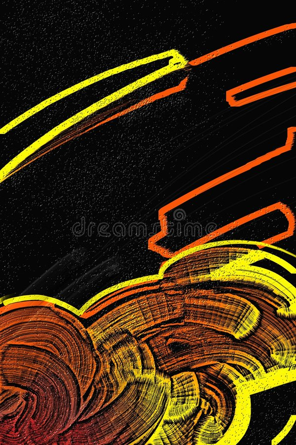 sztuki tło ilustracja wektor