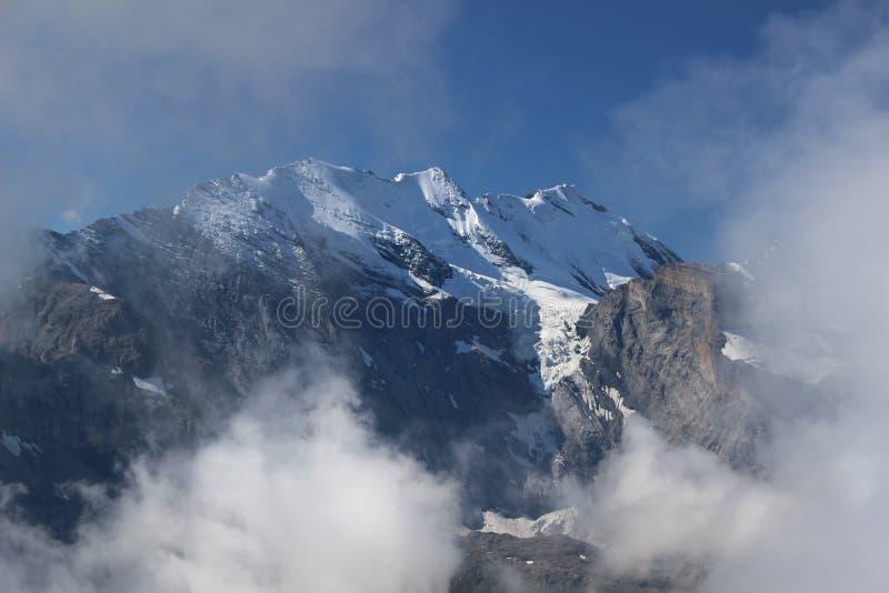 szwajcarskie alpy obrazy royalty free