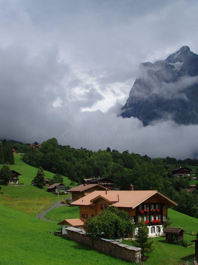 szwajcarzy krajobrazu zdjęcia stock