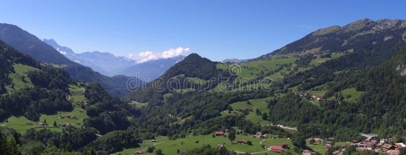 szwajcarzy krajobrazu. zdjęcia royalty free