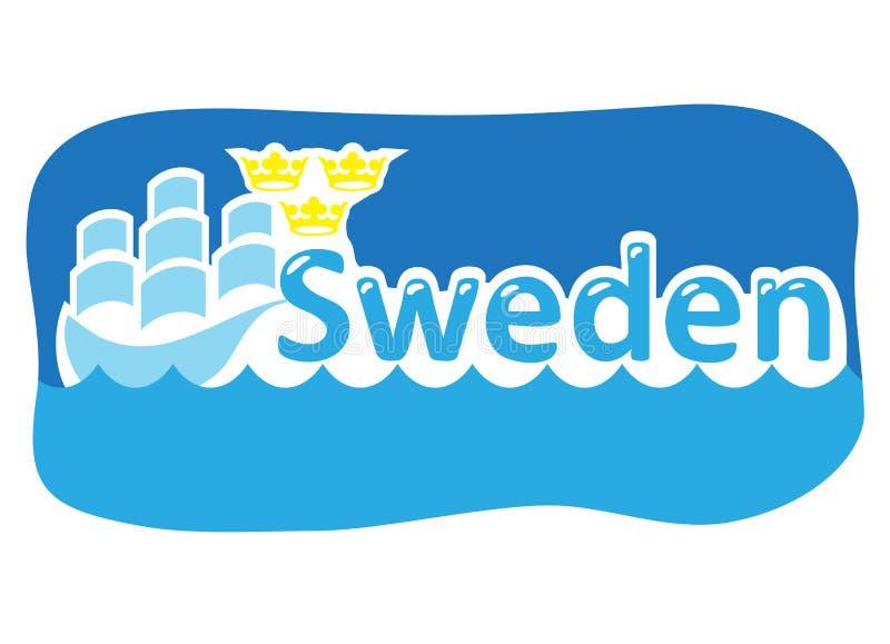 Szwecja ilustracji