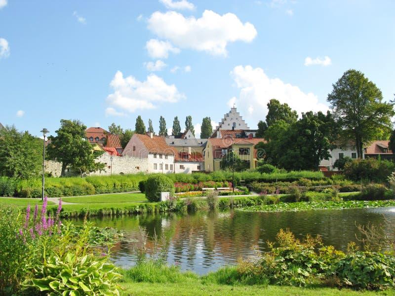 Szwedzi park obraz stock