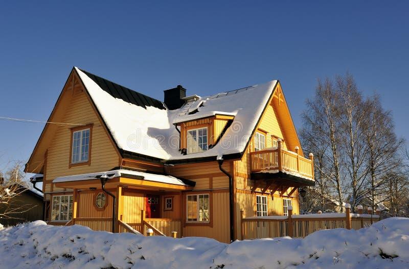 Download Szwedzki Budynki Mieszkalne Obraz Stock - Obraz złożonej z przód, nikt: 28960127