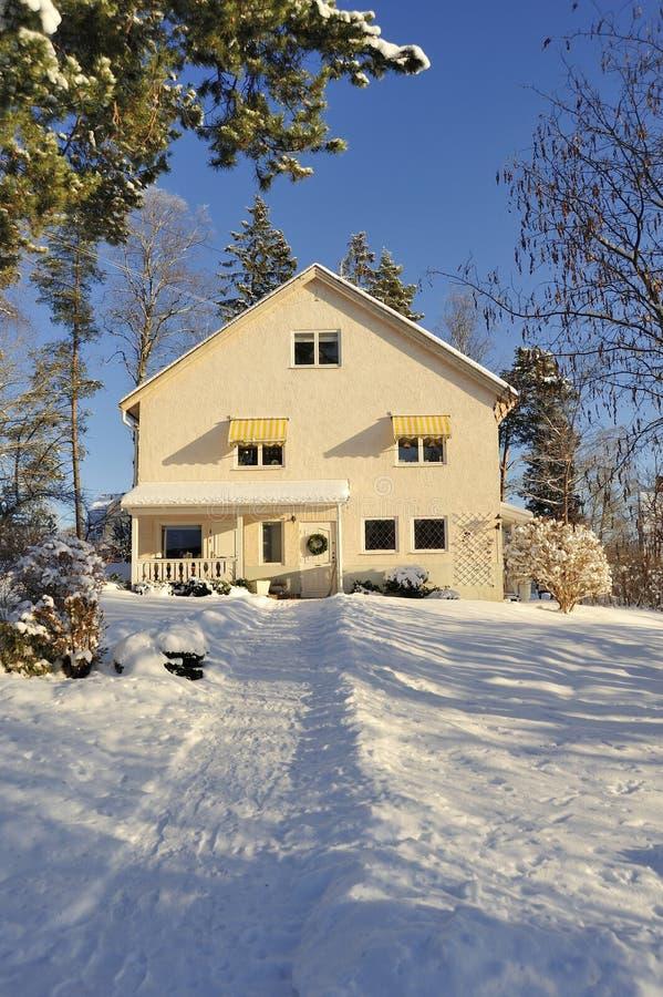 Download Szwedzki Budynki Mieszkalne Obraz Stock - Obraz złożonej z budujący, nordic: 28960281