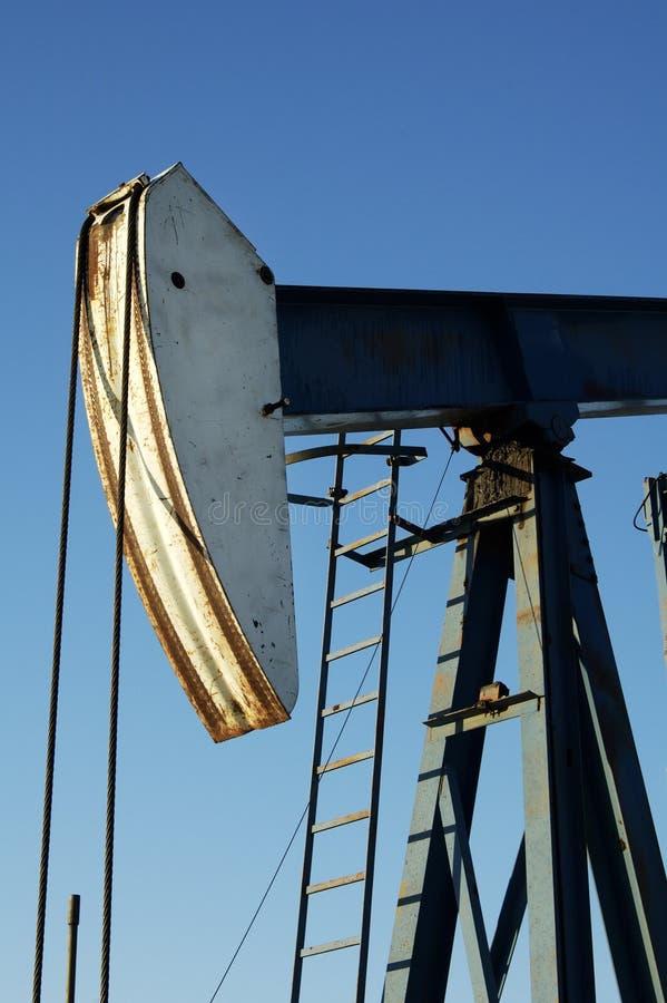 szyb naftowy fotografia stock