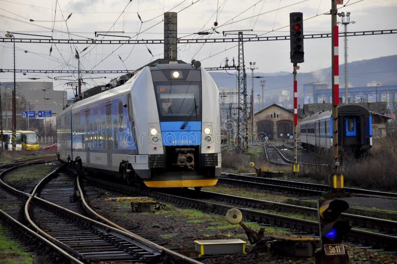 Szybki pociąg obrazy stock