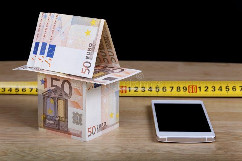 Szybkie hipoteki zdjęcia royalty free